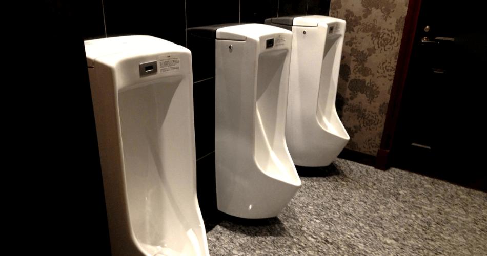使い捨てのトイレマットがあれば便利!