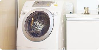 ドラム式洗濯機は取扱説明書をご確認ください。