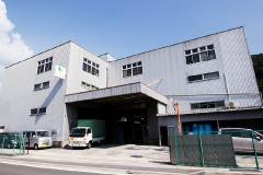 山崎工場を新築。